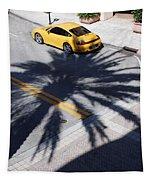 Palm Porsche Tapestry