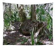 Palm Roots Tapestry