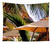Palm Serenity Tapestry