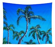Palm Tops Tapestry