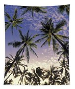 Palm Tree Grove Tapestry