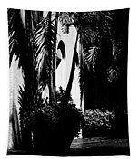Palms And Arches Tapestry