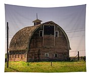 Palouse Barn Tapestry