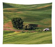 Palouse Farm 1 Tapestry
