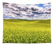 Palouse Hills Canola Tapestry