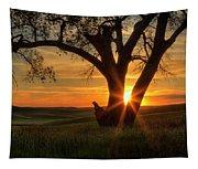 Palouse Sentinel Tapestry