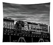 Pan Am Railways 618 616 609 Tapestry