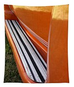 Panel Truck Running Board Tapestry
