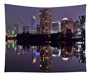 Pano Of Austin Tapestry