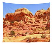 Panoramic Coyote Buttes Landscape Tapestry