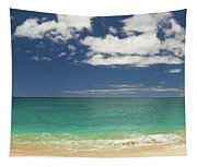 Papaoneone Beach Tapestry