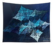 Paper Blue Tapestry
