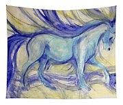 Paper Boy Tapestry