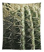Paper Cactus Tapestry