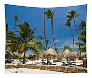 Paradise Beach Tapestry