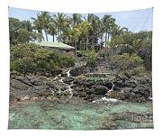 Paradise In Coki Tapestry