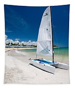 Paradise Island Tapestry
