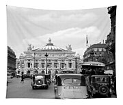 Paris Opera 1935 Tapestry