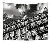 Parisian Buildings Tapestry