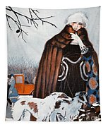 Parisian Style, 1921 Tapestry