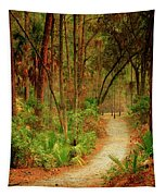 Park Path  Tapestry
