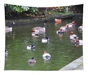 Park Waterfowl Tapestry