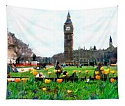 Parliament Square London Tapestry