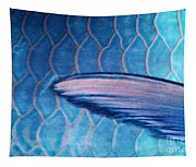 Parrotfish Scales Tapestry