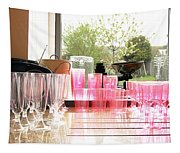 Party Drinks Tapestry
