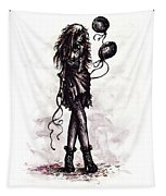 Party Girl Tapestry