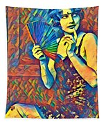 Passing Glance  Tapestry