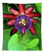 Passion Flower Ver. 15 Tapestry