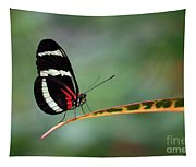 Passion-vine Butterfly 2017 Tapestry
