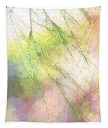 Pastel Spring Whispers Tapestry