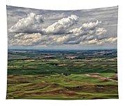 Patchwork Palouse Tapestry