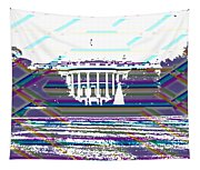 Patchwork White House Tapestry
