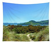 Footpath To Nestucca River Tapestry