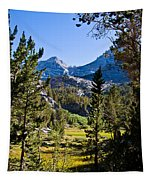 Path To Treasure Lakes Tapestry