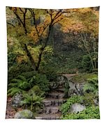 Pathway Into Fall Tapestry