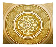 Pattern Art 001 Tapestry