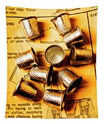 Patterns And Thimbles Tapestry