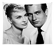 Paul Newman And Joanne Woodward In The Long Hot Summer 1958 Tapestry