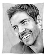 Paul Walker Tapestry