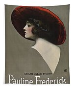 Pauline Frederick In Paid In Full 1919 Tapestry