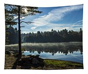 Pauper Lake Morning Tapestry
