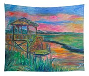 Pawleys Island Atmosphere Stage One Tapestry