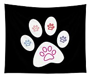 Paws Tapestry