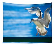 Peace Gull Tapestry