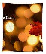 Peace On Earth Tapestry by Patti Whitten