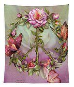 Peace Rose Tapestry